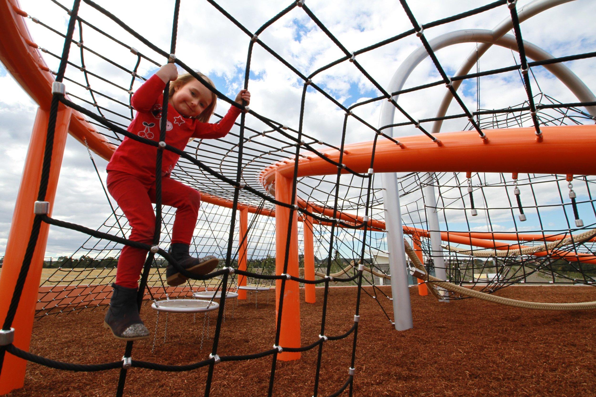 Playground- junior zone