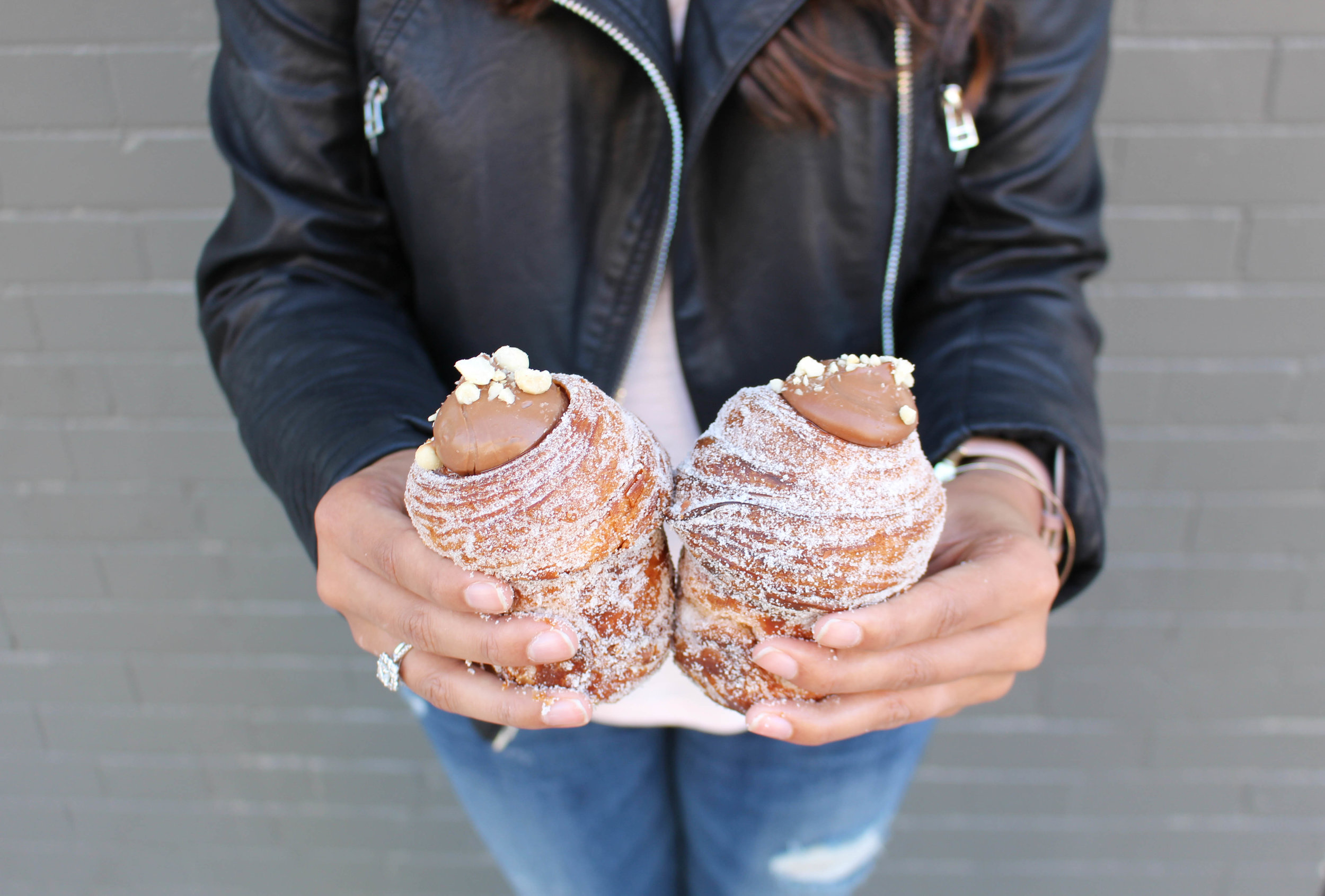 THE FAMOUS CRUFFIN AT MR. HOLMES BAKEHOUSE