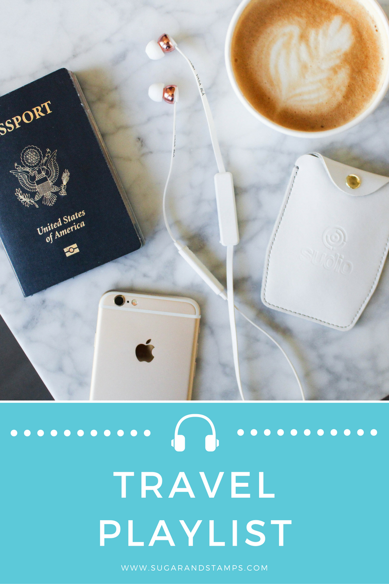 TRAVEL PLAYLIST AND SUDIO EARPHONES REVIEW