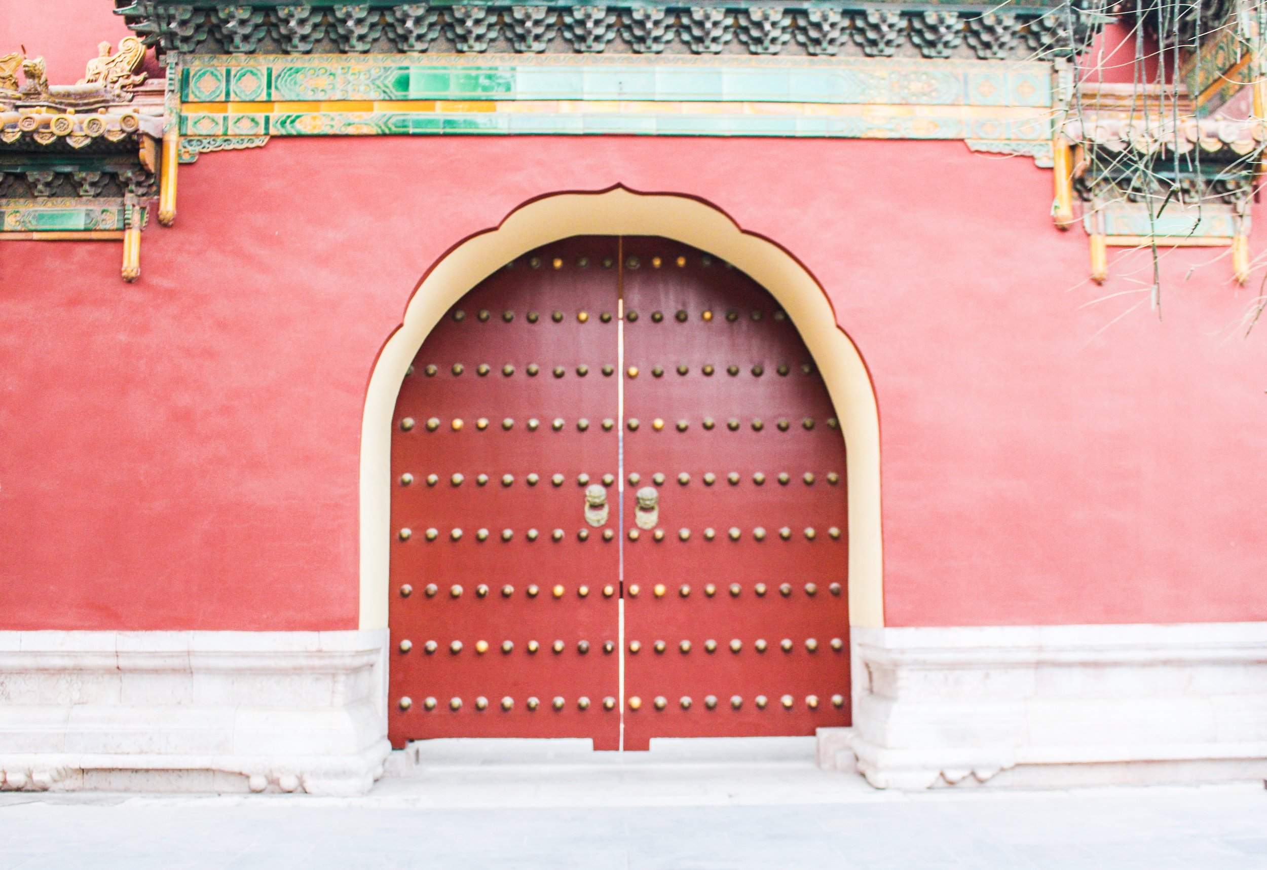 Transit Visa Requirements for a Layover in China - The Forbidden City