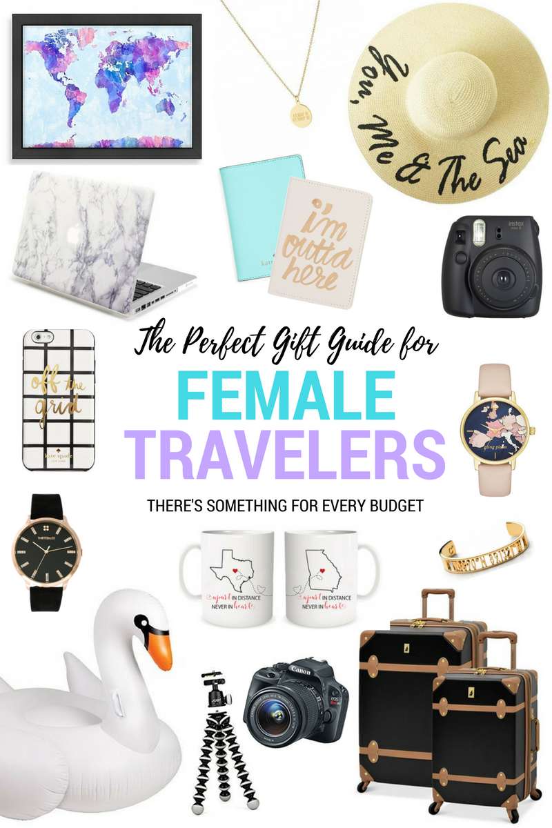 the perfect gift ideas for female travelers