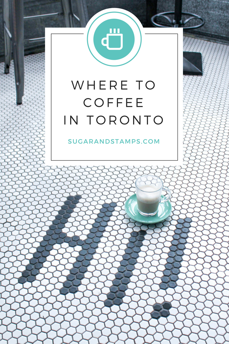 Where to coffee in toronto