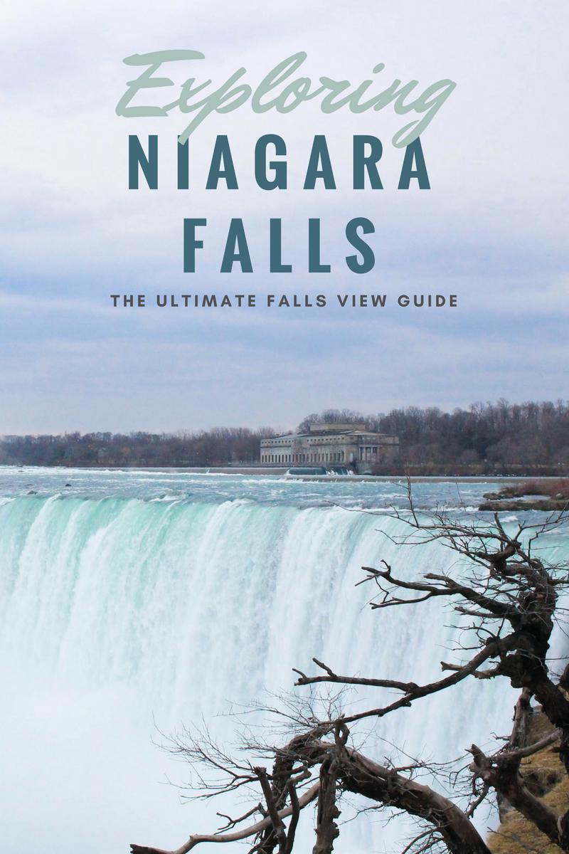 Exploring Niagara Falls
