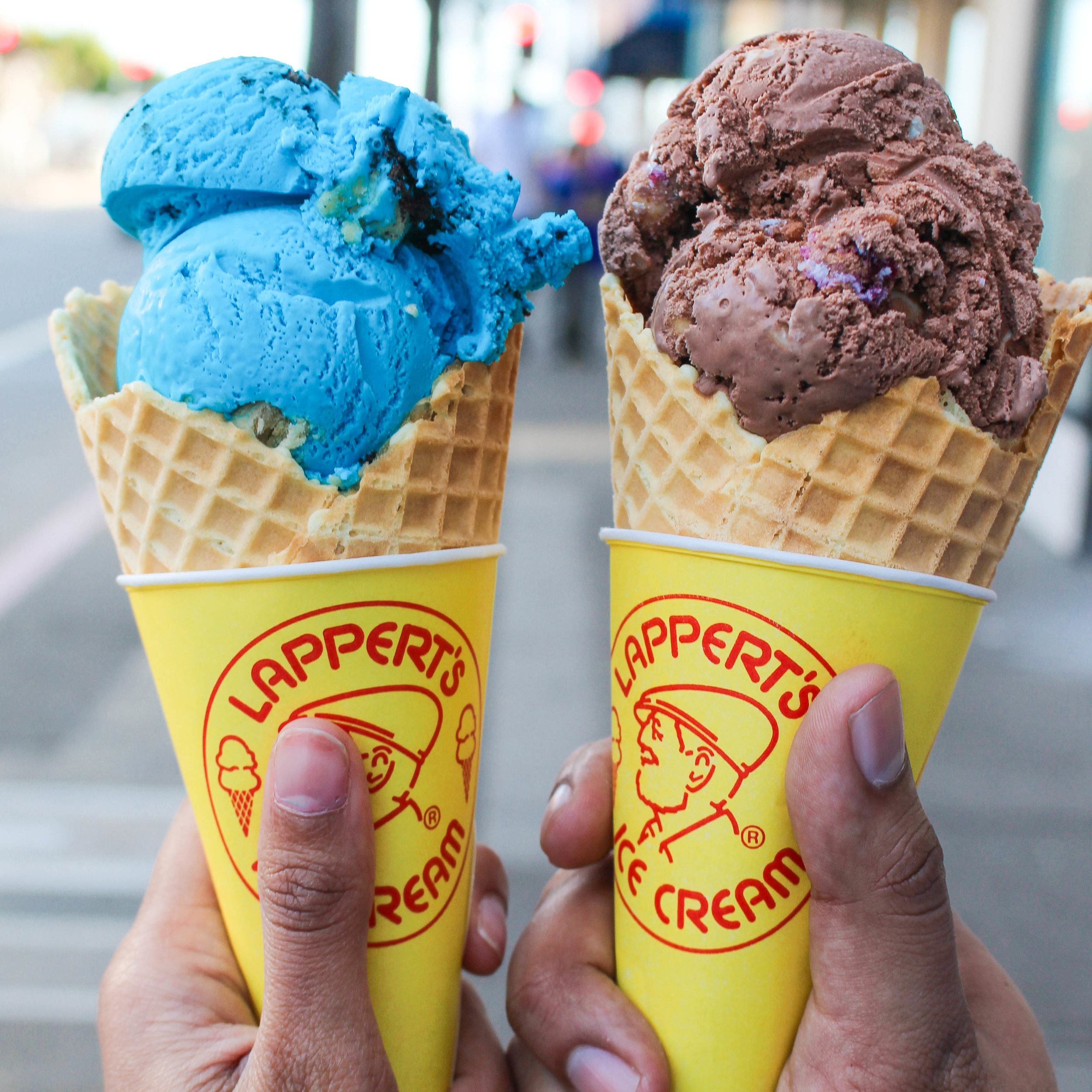 - What to Order? My all-time favorite is the Cookie Monster ice cream!