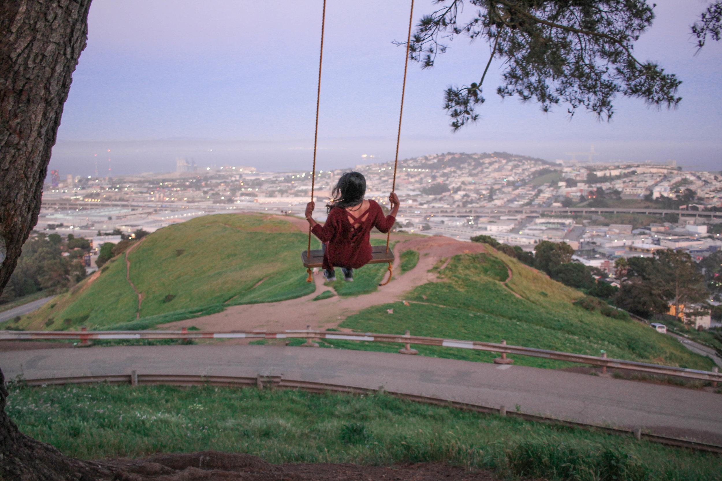 Sugar and Stamps Bernal Heights San Francisco