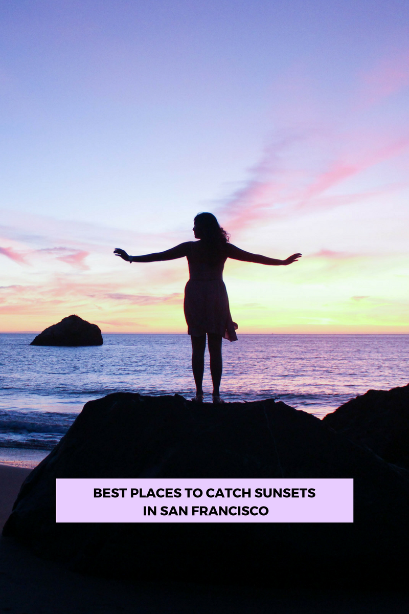 Where to Catch the Best Sunsets in San Francisco