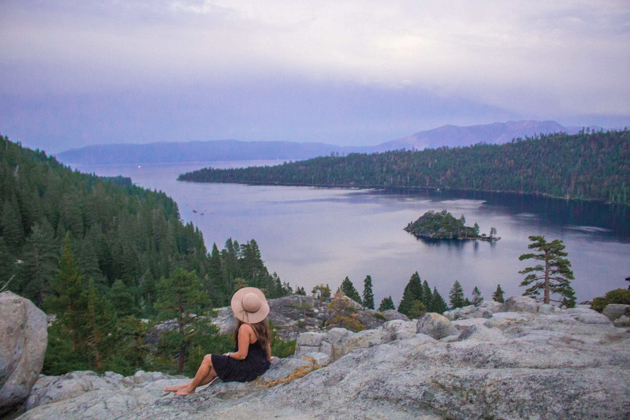 -SUMMER TRAVEL GUIDE TO SOUTH LAKE TAHOE - EMERALD BAY