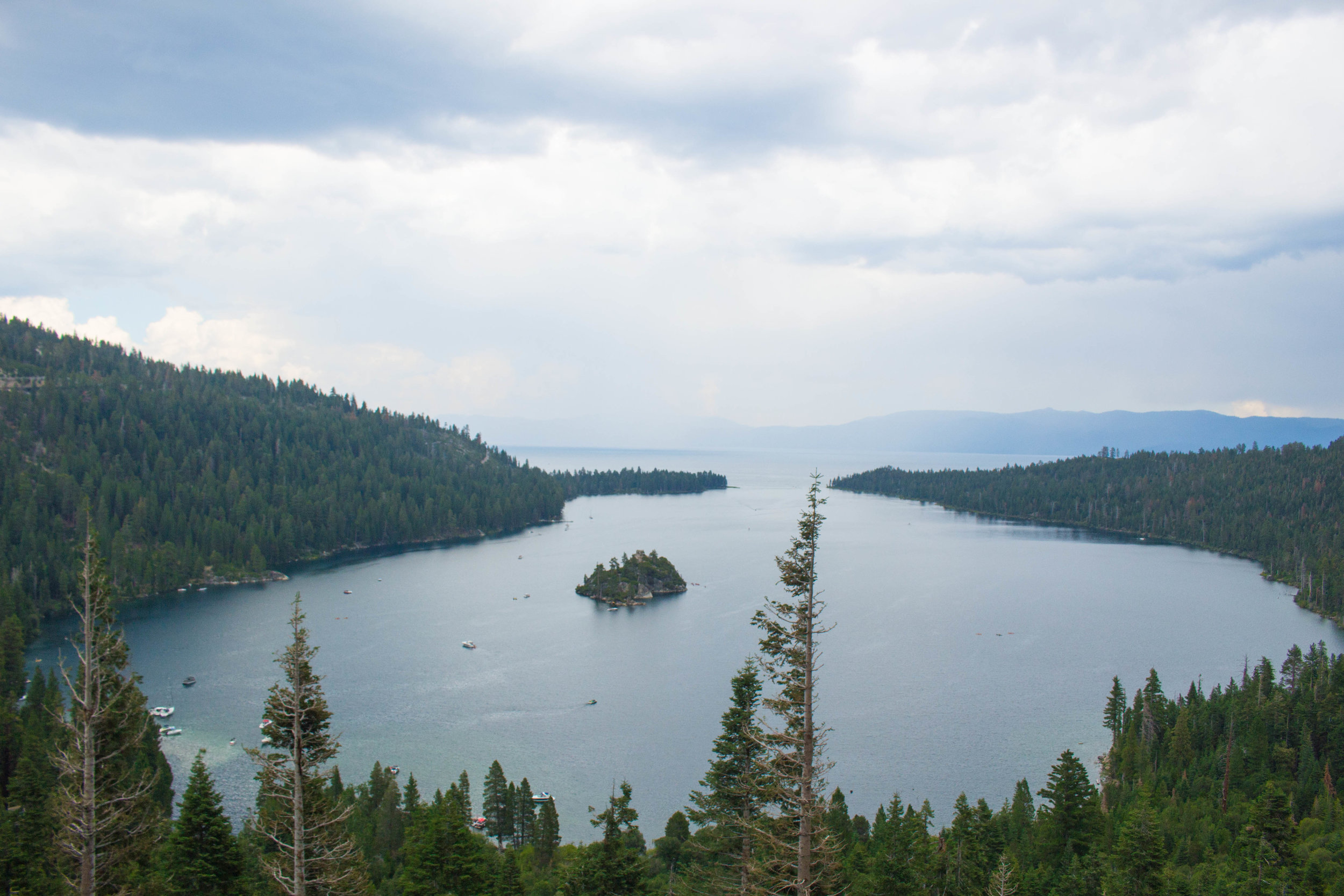 SUMMER TRAVEL GUIDE TO SOUTH LAKE TAHOE - EMERALD BAY