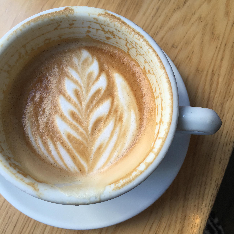 Best Coffee Shops in San Francisco: Blue Bottle