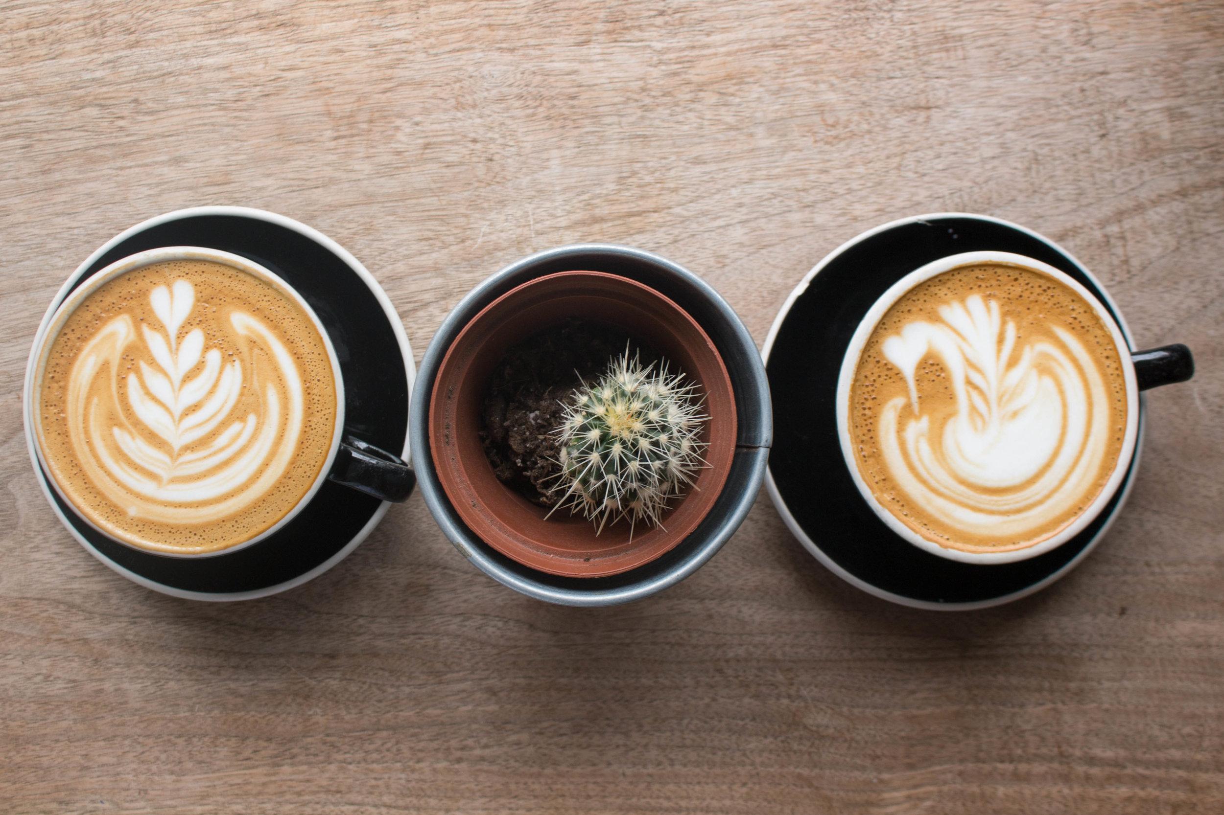 Best Coffee Shops in San Francisco: Flywheel Coffee