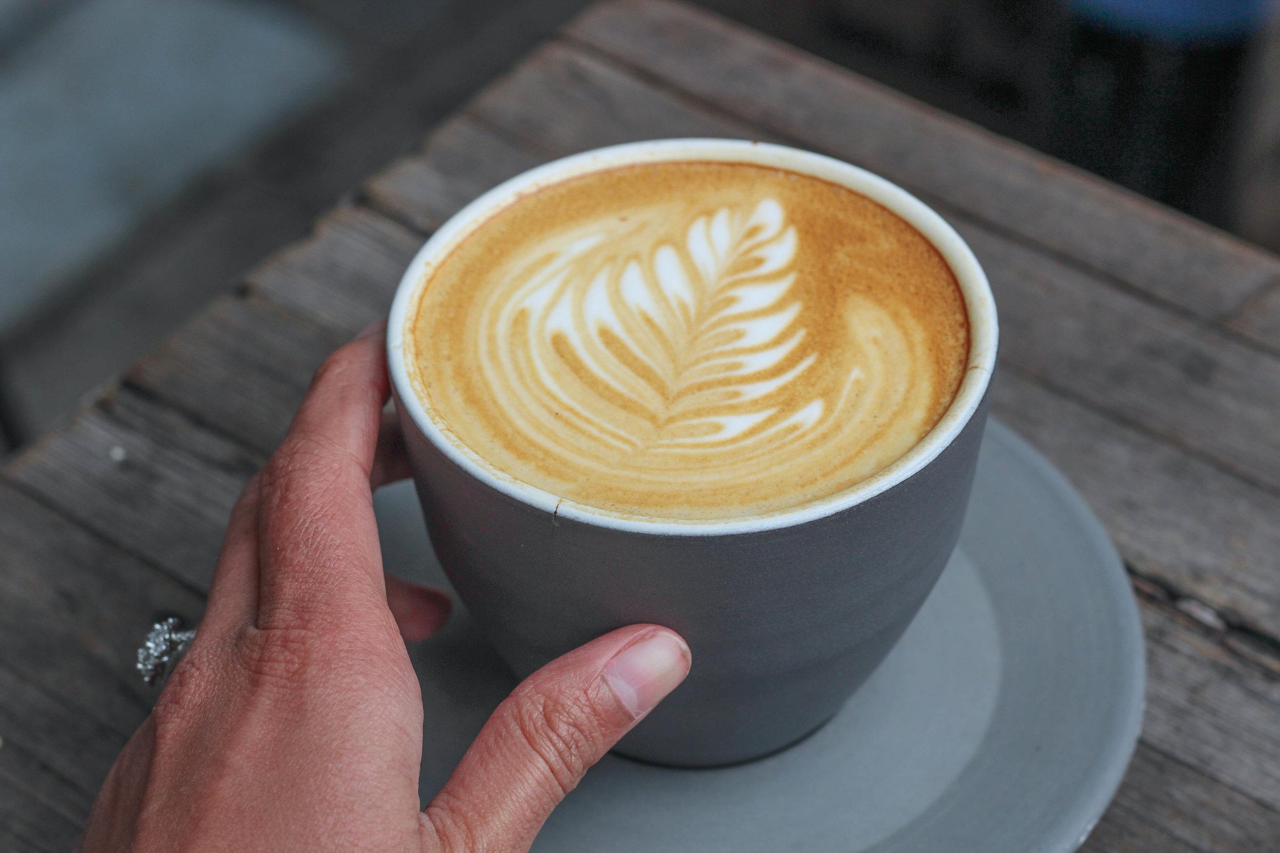 Best Coffee Shops in San Francisco: Four Barrel