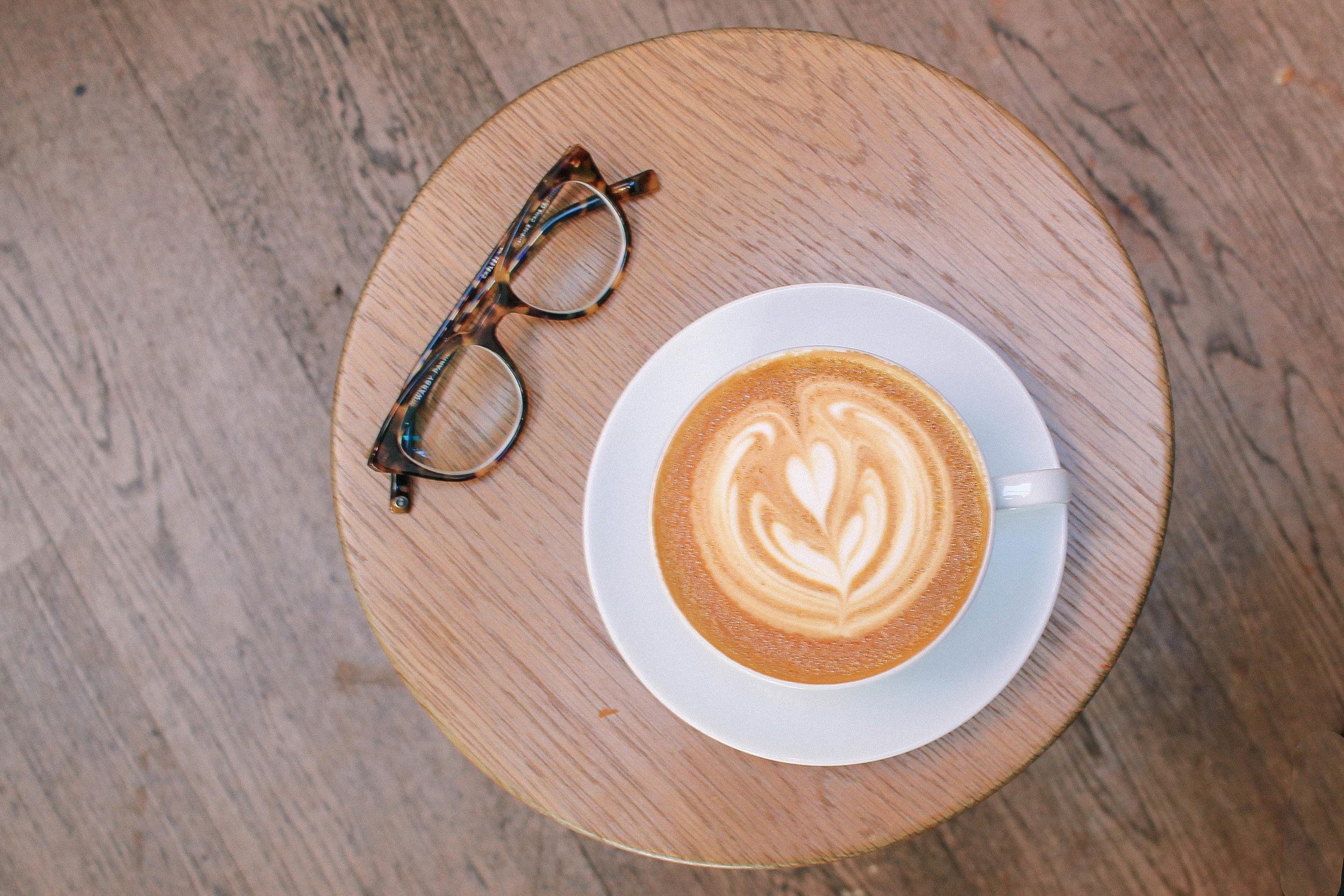 Best Coffee Shops in San Francisco: Saint Frank Coffee