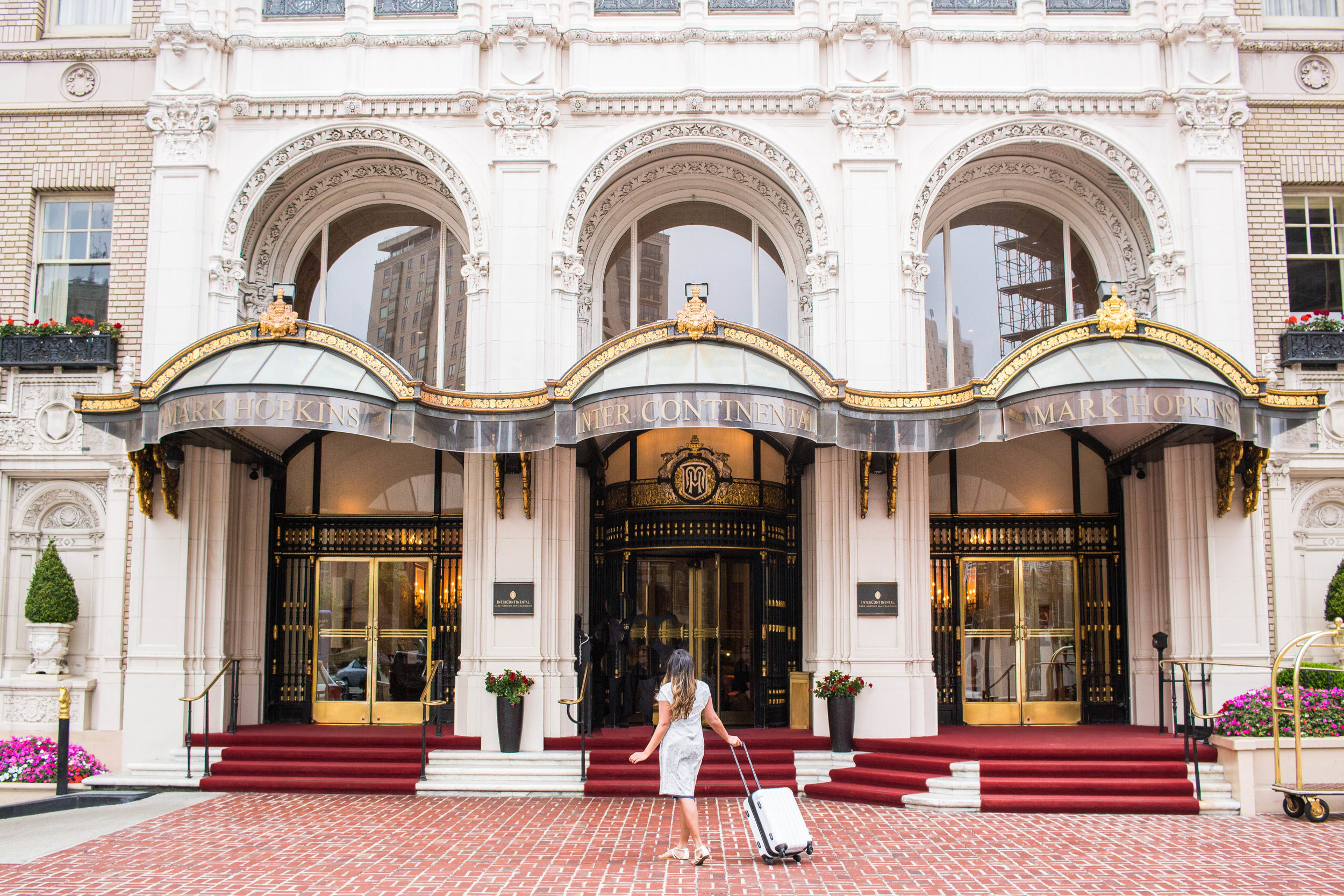 Luxury Hotel Review: InterContinental Mark Hopkins San Francisco