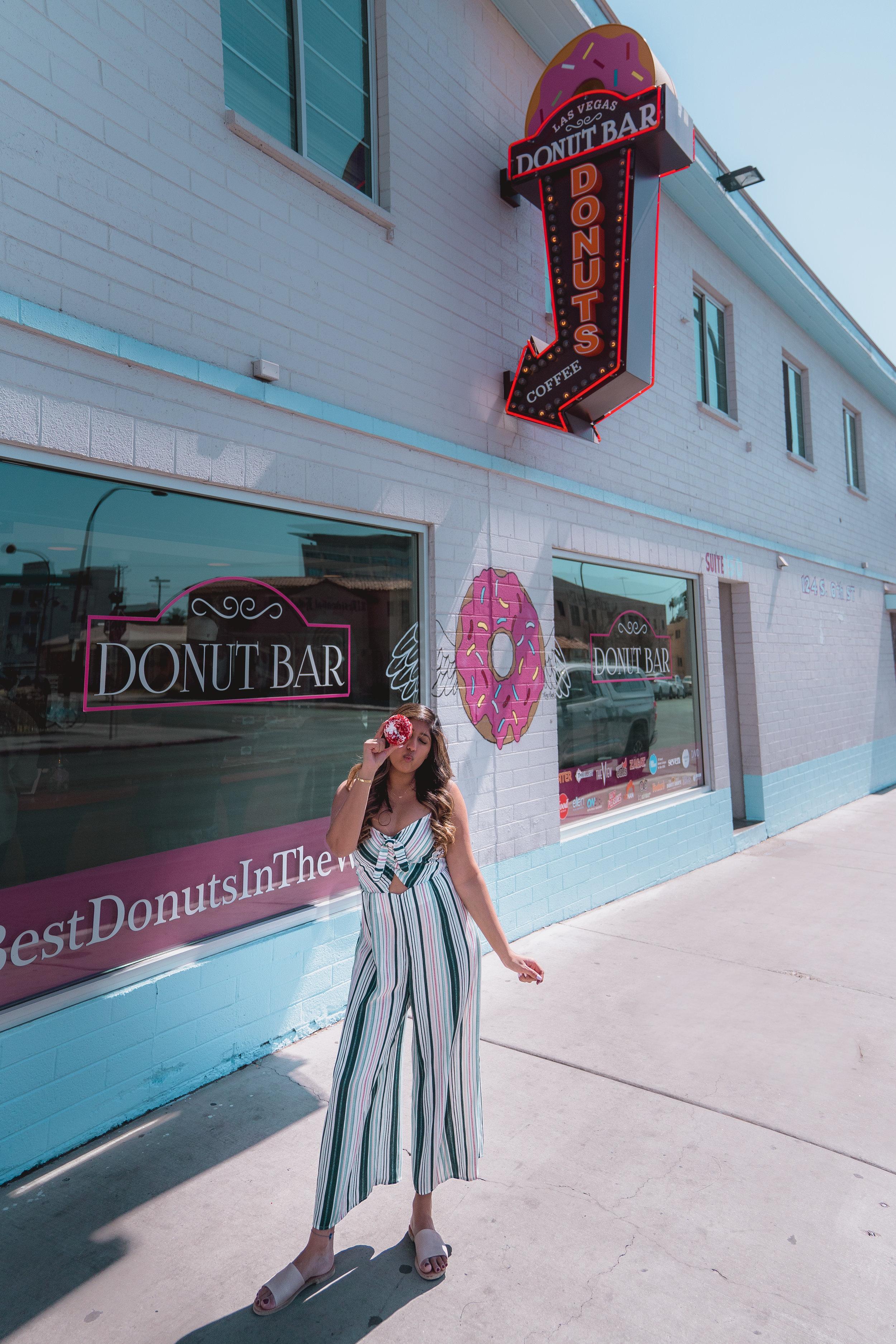 Donut Bar - Las Vegas