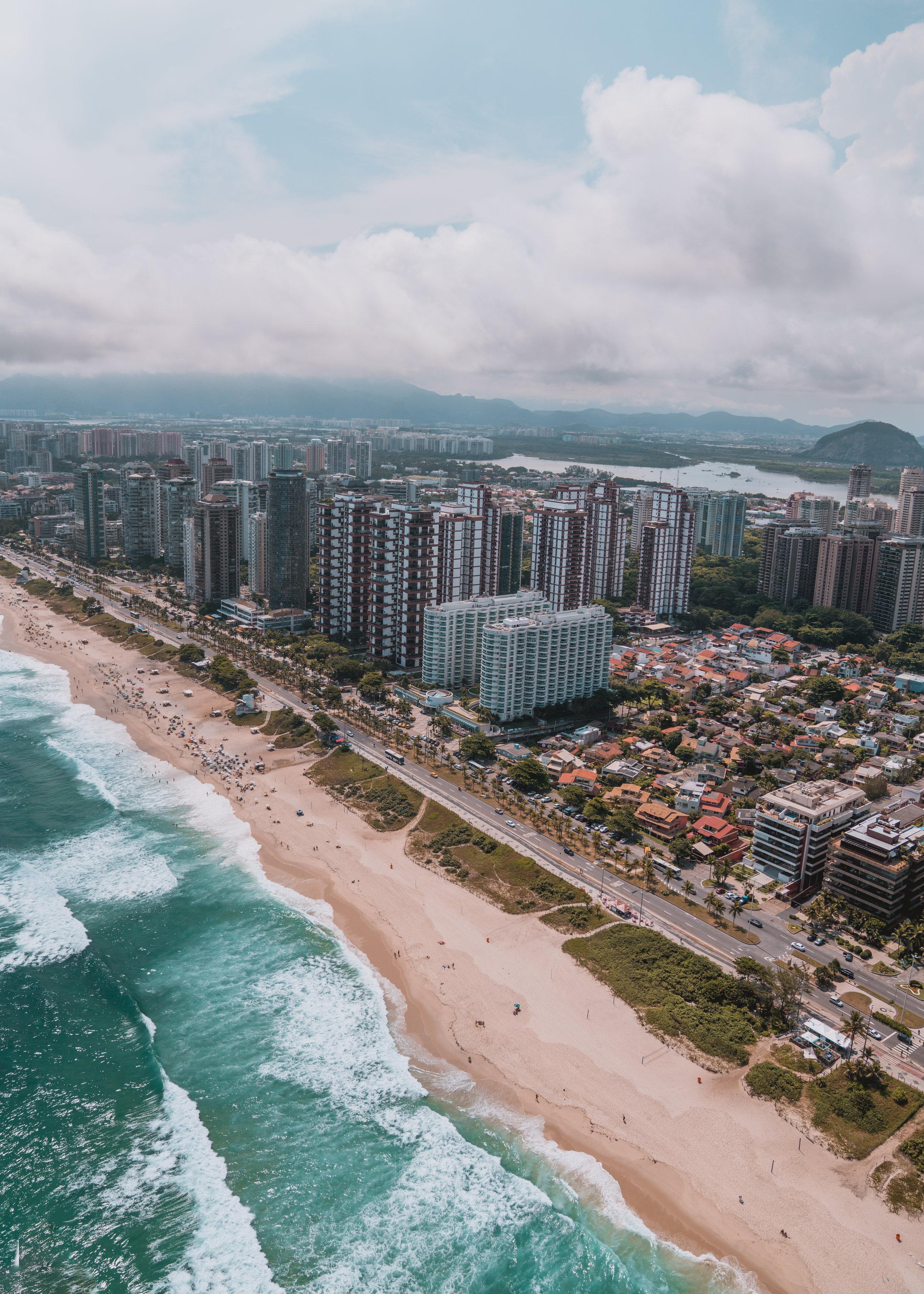 DOORS-OFF HELICOPTER PHOTO EXPERIENCE OVER RIO DE JANEIRO, BRAZIL