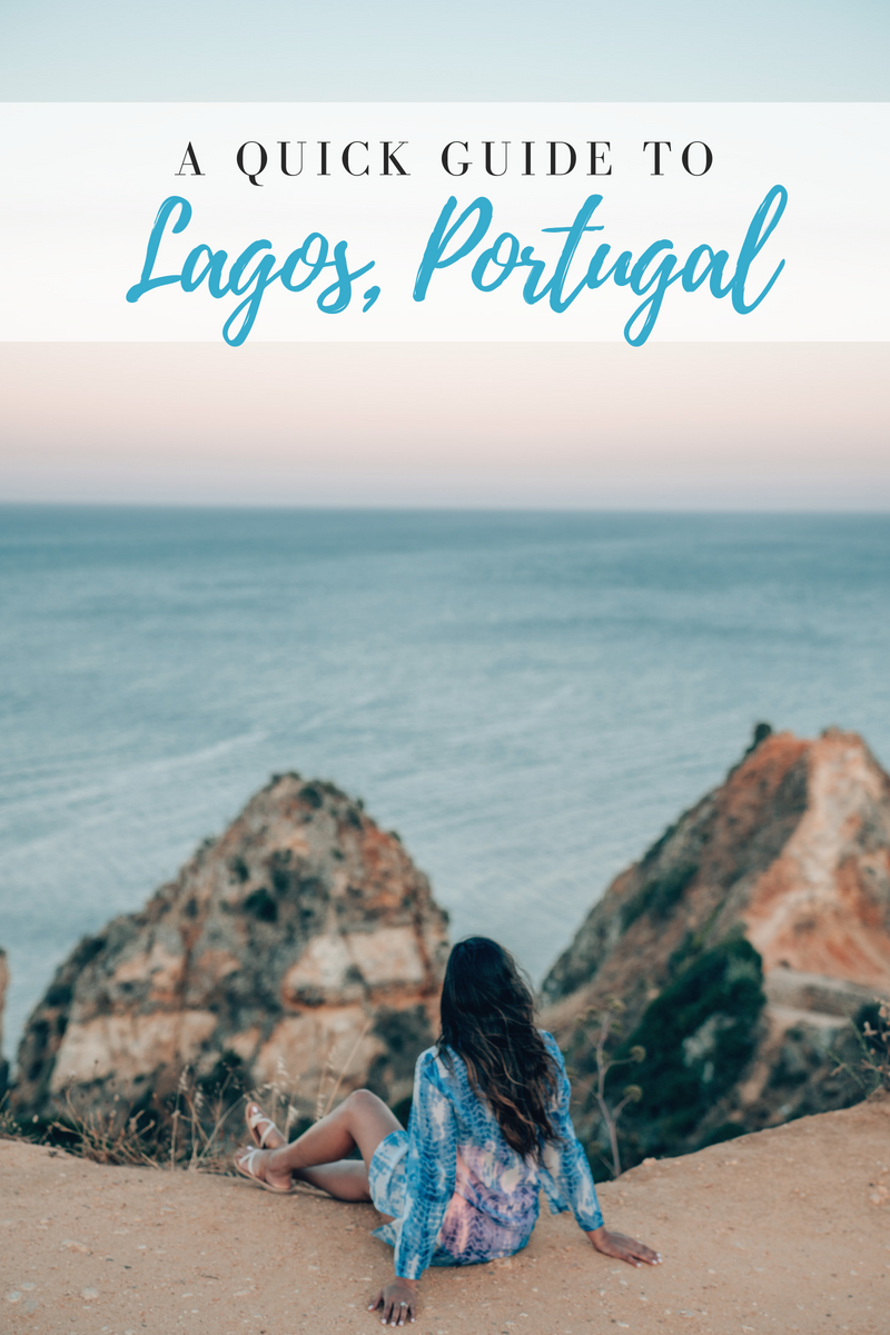 Best Things To Do in The Algarve (A Guide to Lagos, Portugal)
