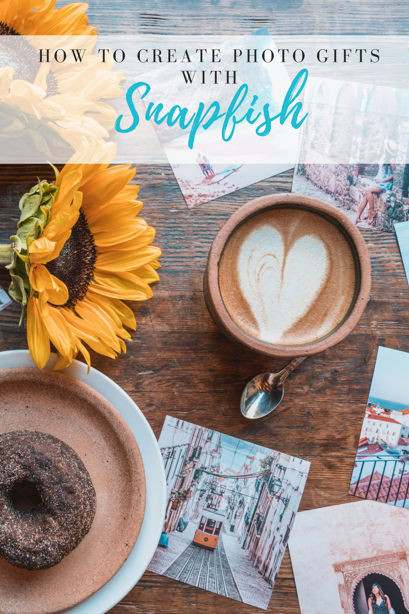How to Create Photo Gifts With Snapfish