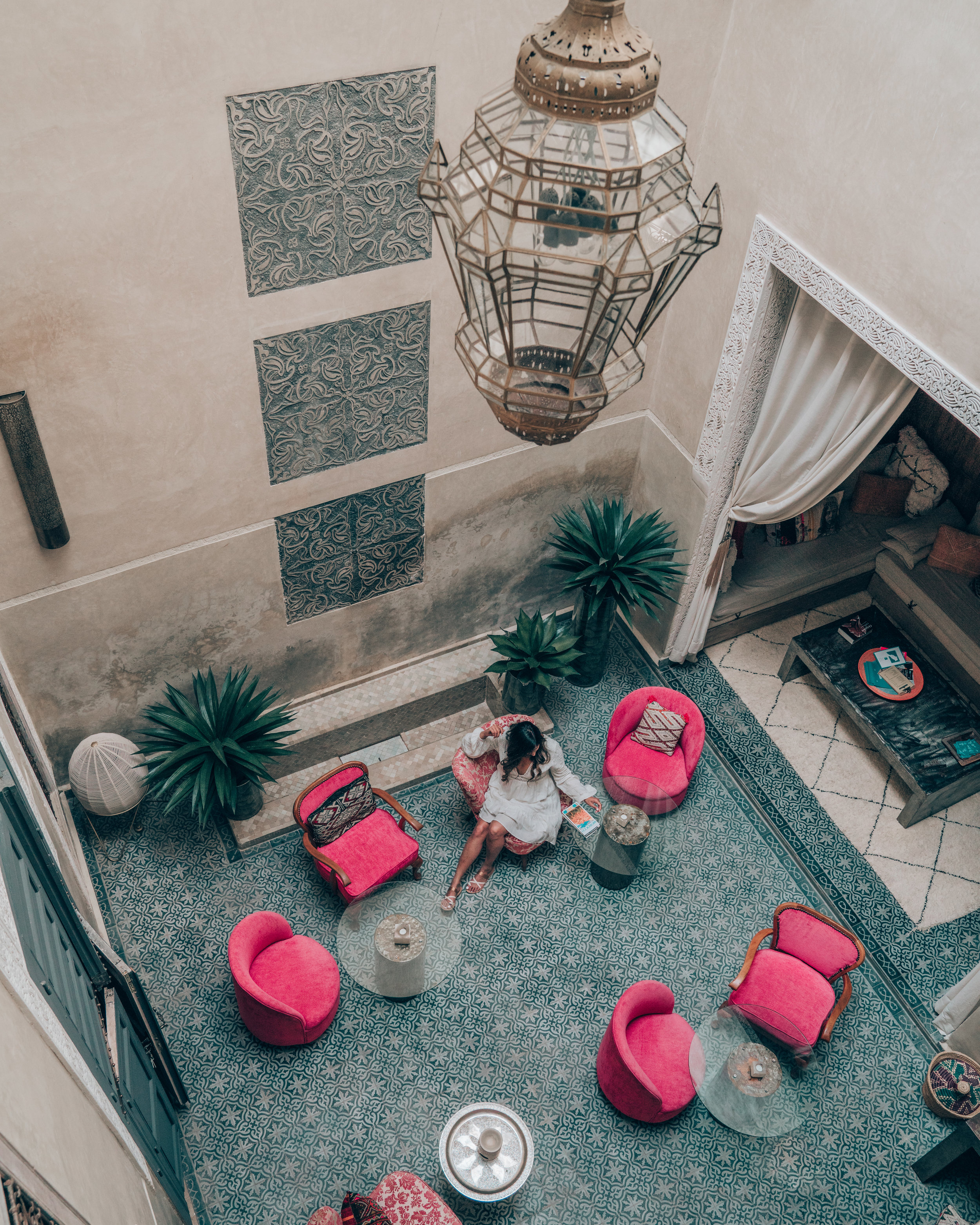 Where to Stay in Fes, Morocco: Riad Anata