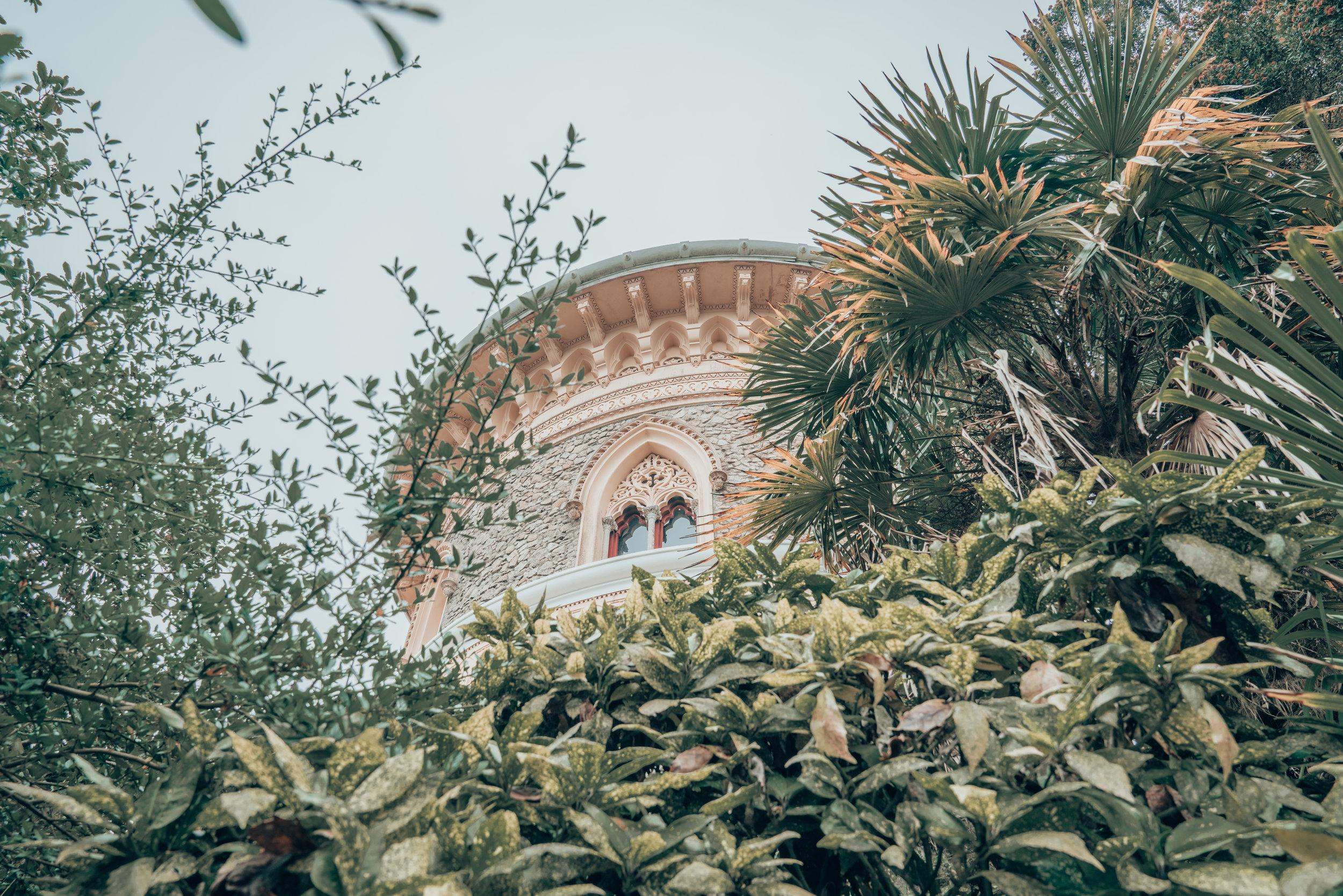 Palacio de Monserrate, Sintra, Portugal