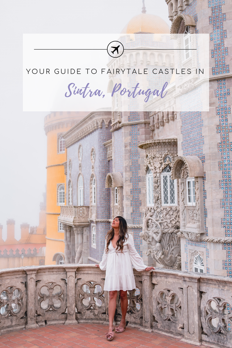Your Guide to Fairytale Castles in Sintra, Portugal