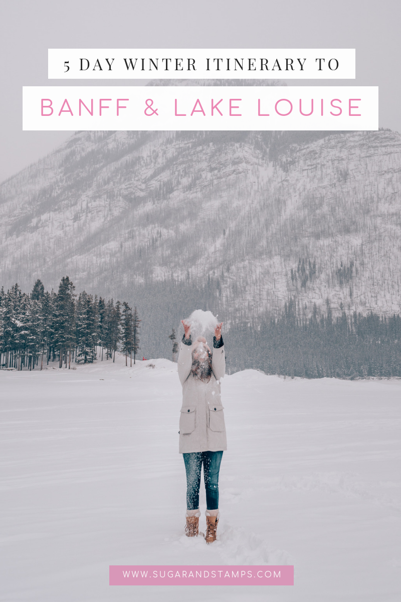 5 days in banff and lake louise pin.png