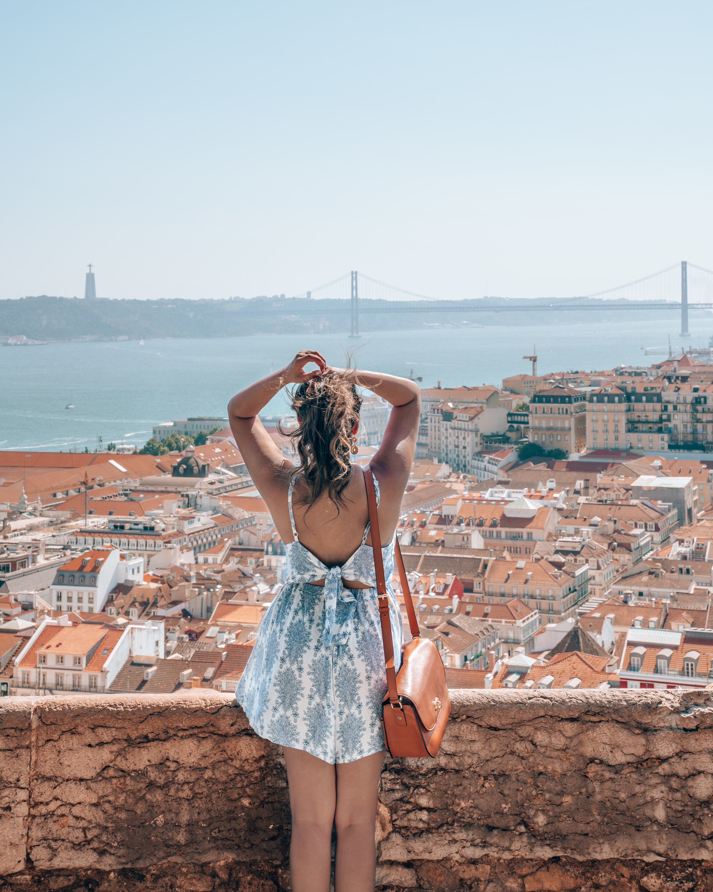 São Jorge Castle Lisbon Portugal