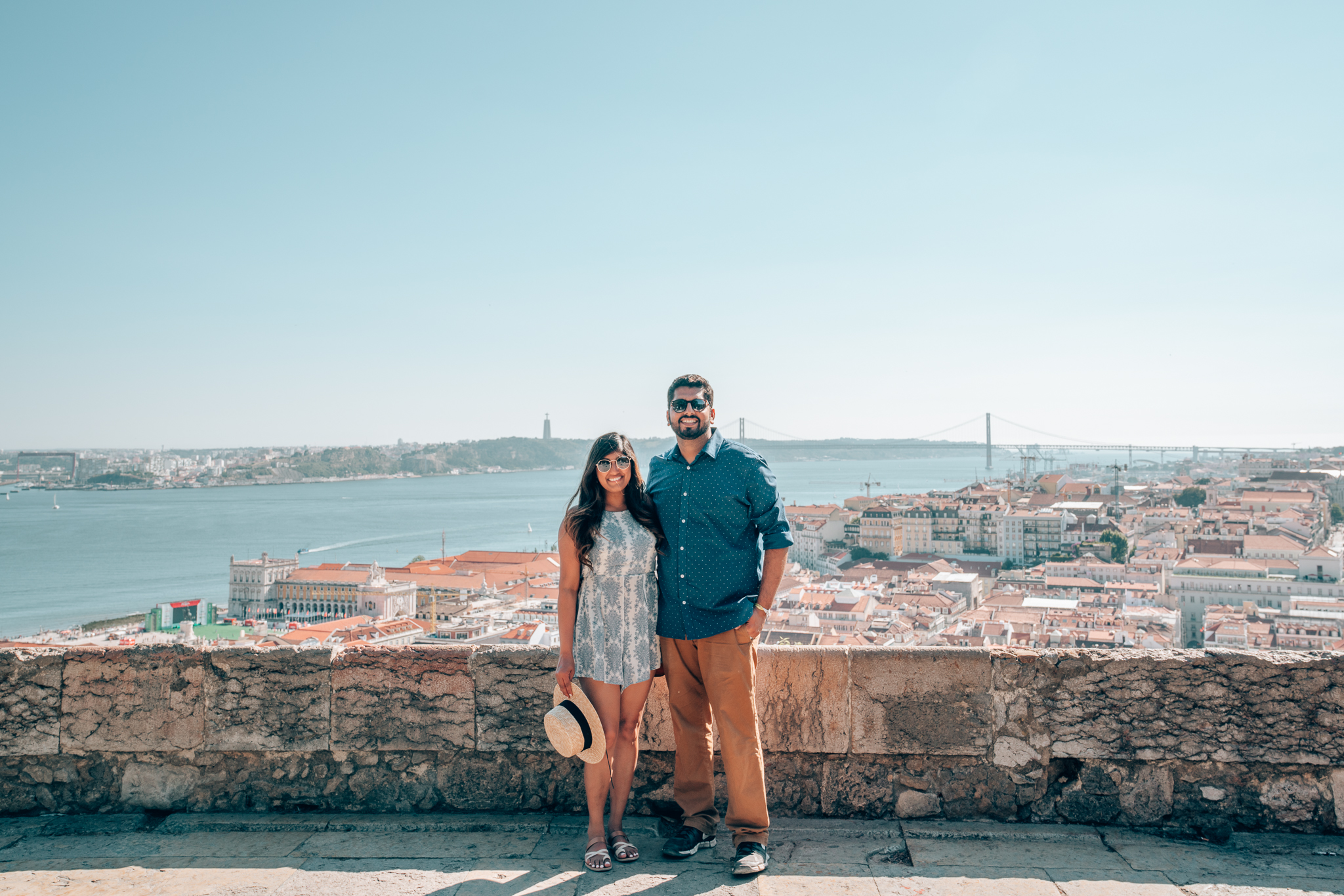 Exploring Lisbon, Portugal