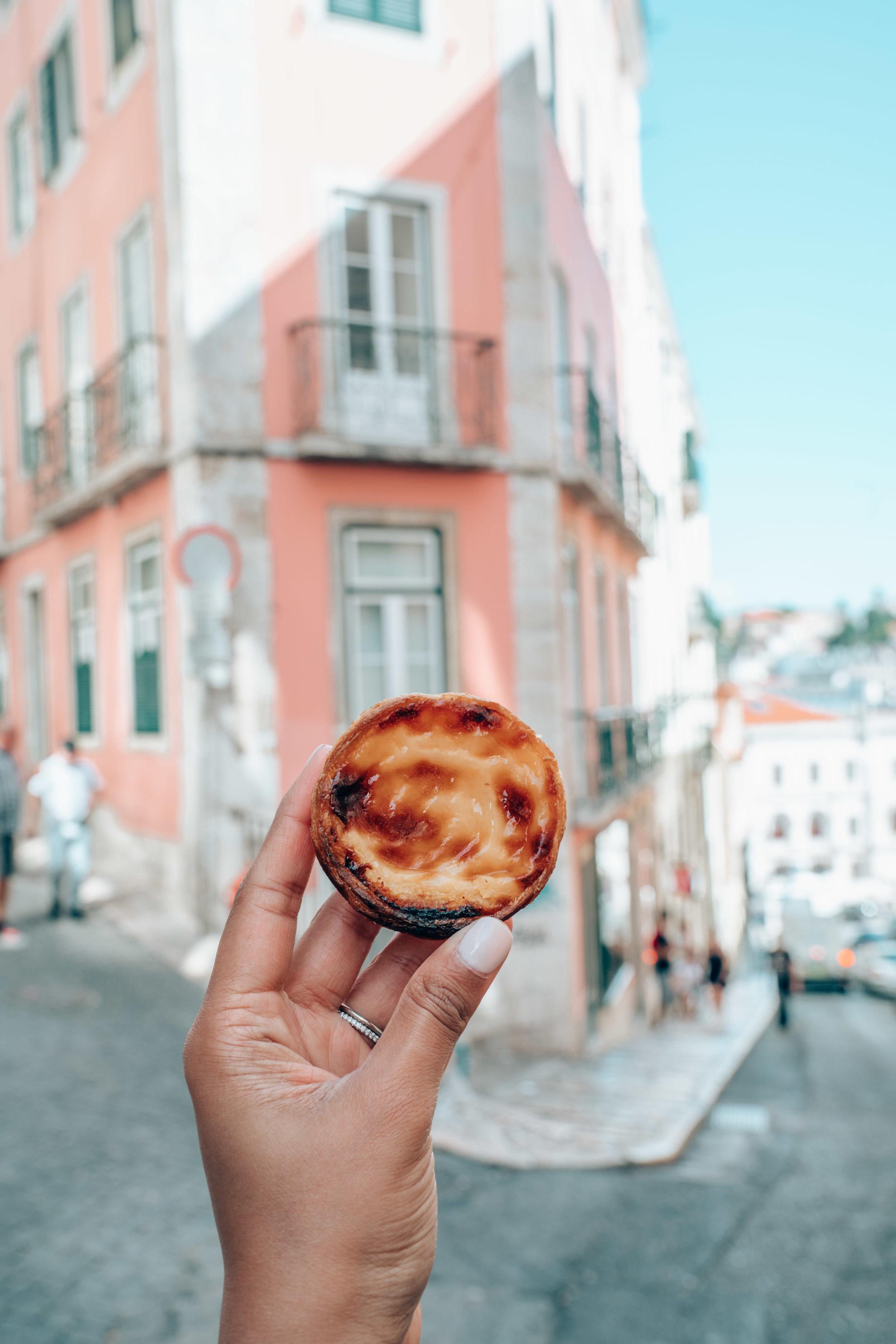 Pasteis de Belem Best Egg Tarts in Lisbon