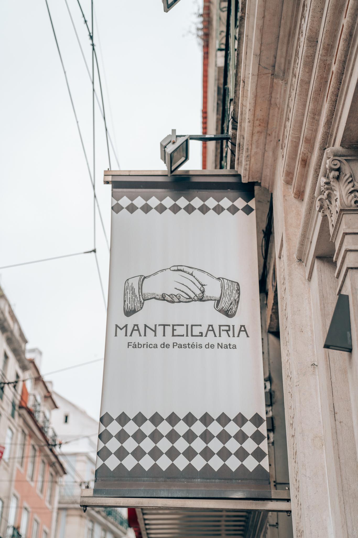 Manteigaria Best Egg Tarts in Lisbon