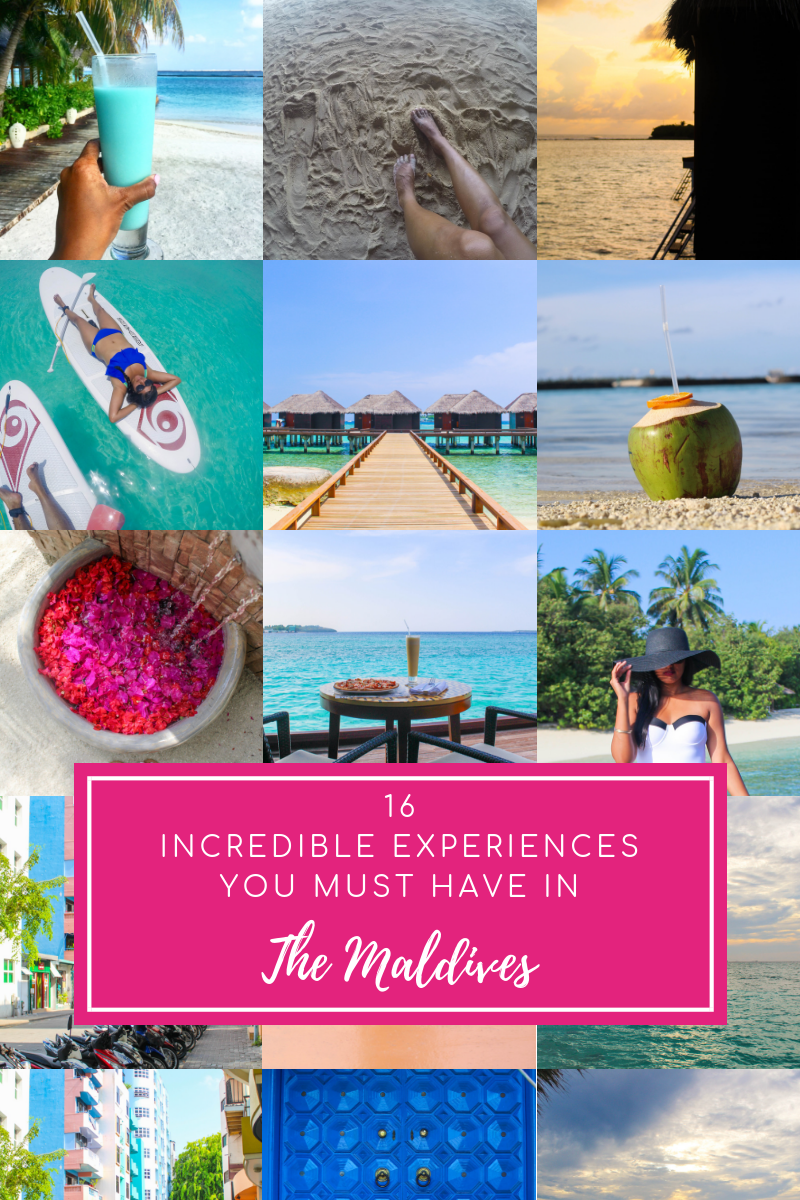 16 Incredible Experiences To Have In The Maldives