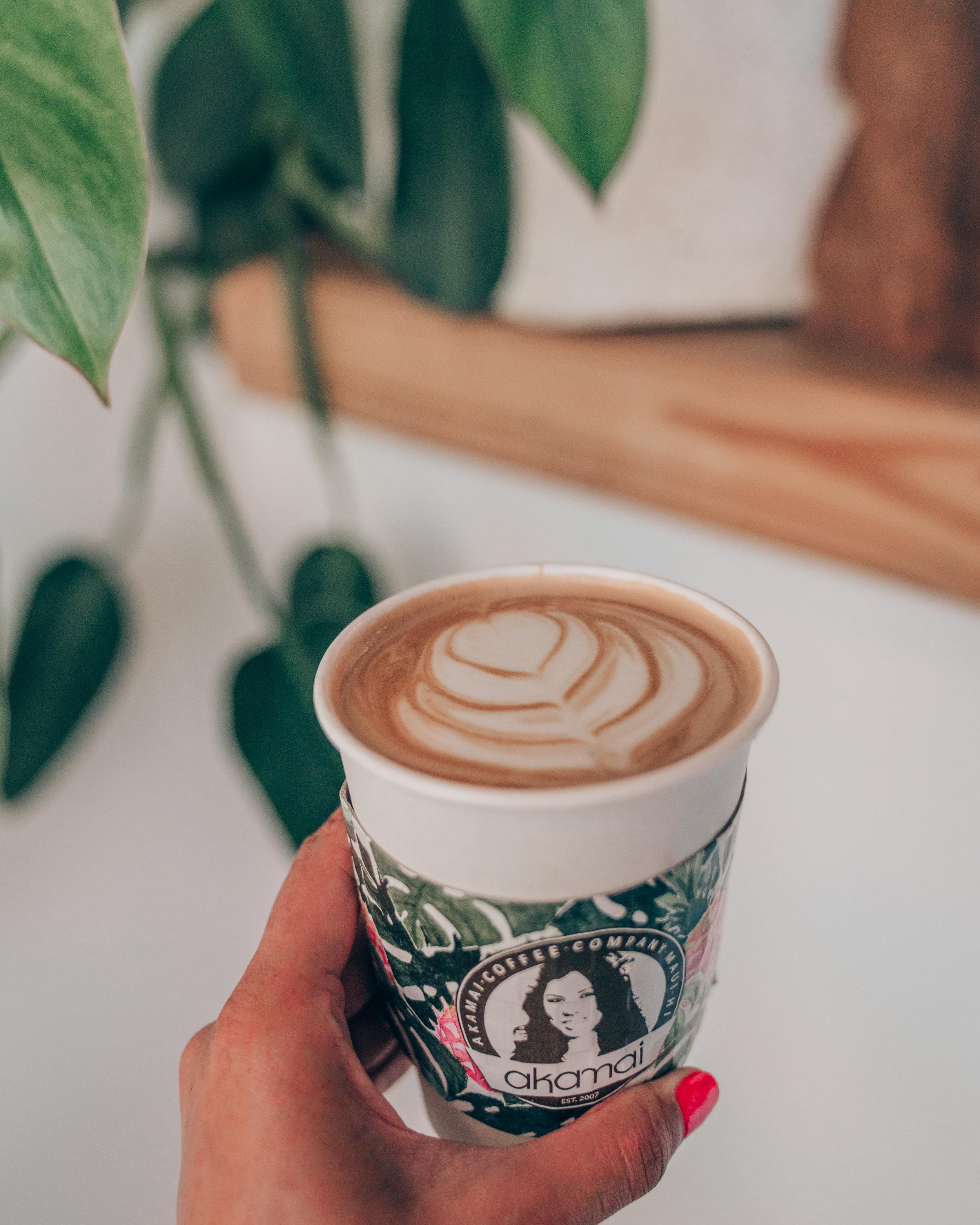 Akamai Coffee - Maui, Hawaii