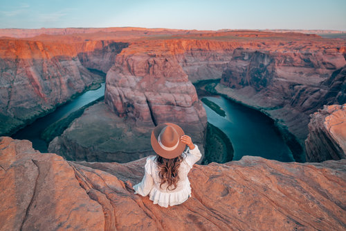 Weekend Guide To Horseshoe Bend Antelope Canyon Grand Canyon Sugar Stamps