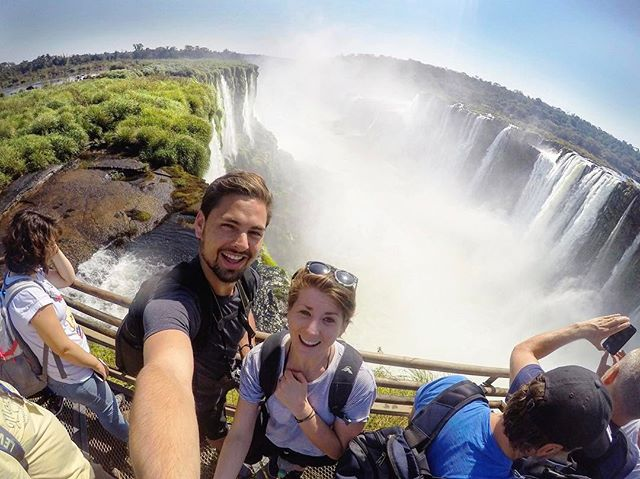 || Flashback || To the shear beauty that is the Argentina Iguazu falls