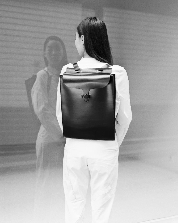 ASWAD 1 Backpack Black