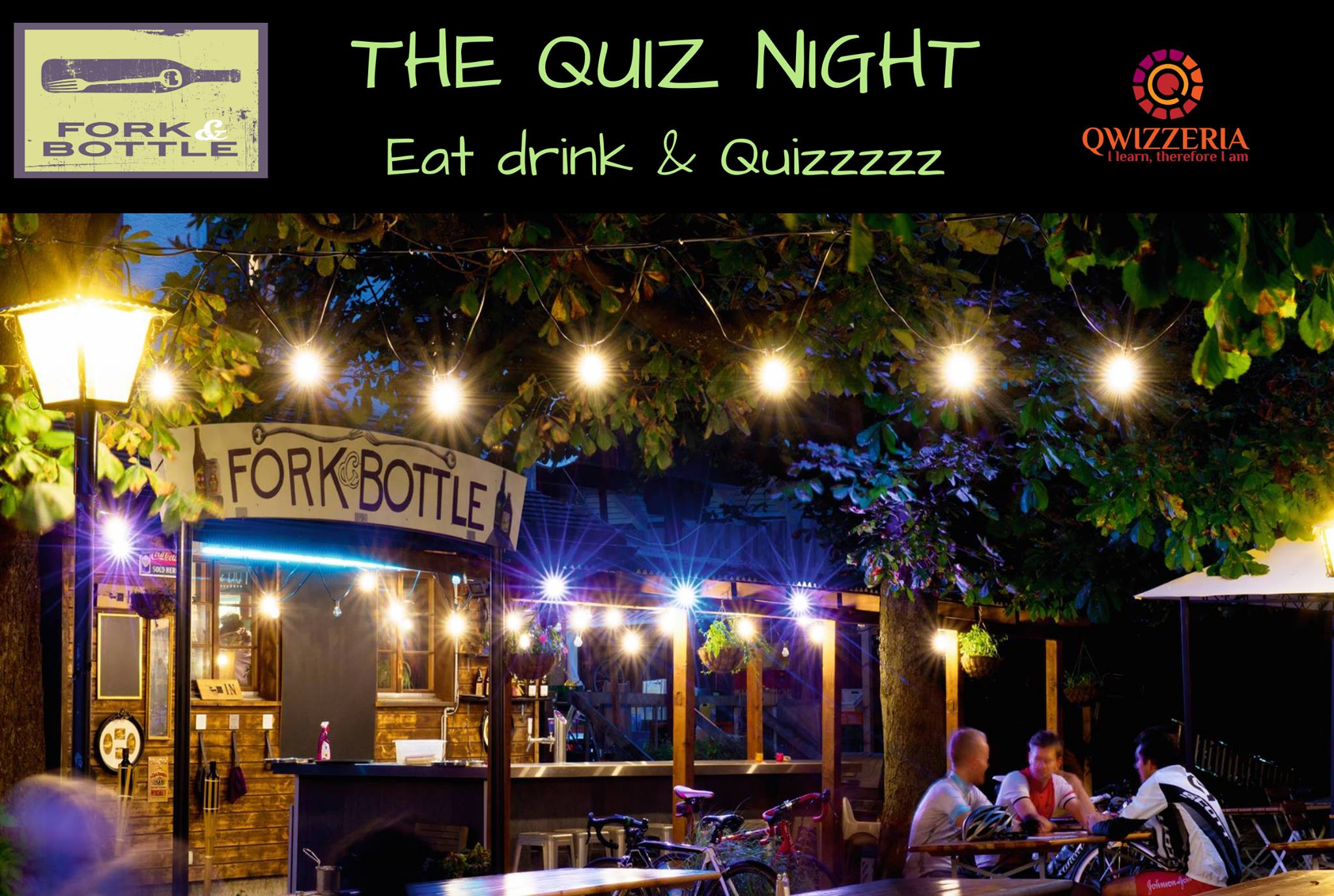 Join us at 7:30pm every other Tuesday after that) for an evening of Quizzing, burgers and beer! This quiz night is a team event (free entry) questions include pictures, general trivia from around the world and a thing or two about food and drinks. Great prizes to be won! (Please RSVP to reserve your table.) . .