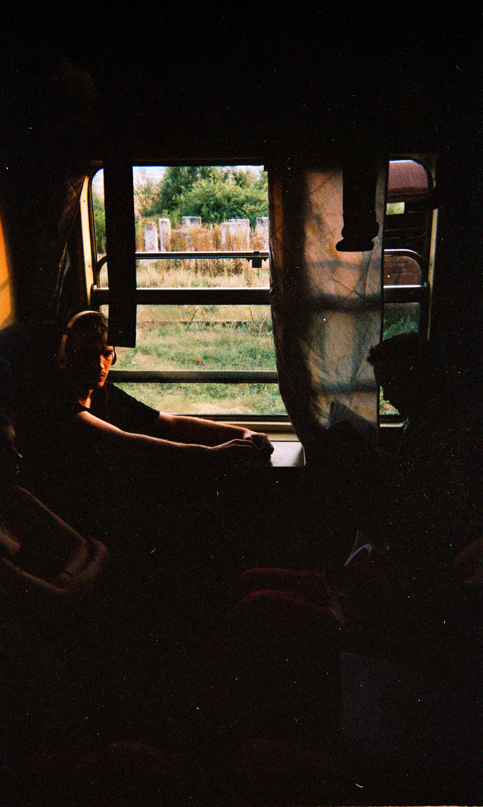 Eastern Europe Disposable (2013)   Traveling to Istanbul through Eastern Europe by train with two disposable cameras.