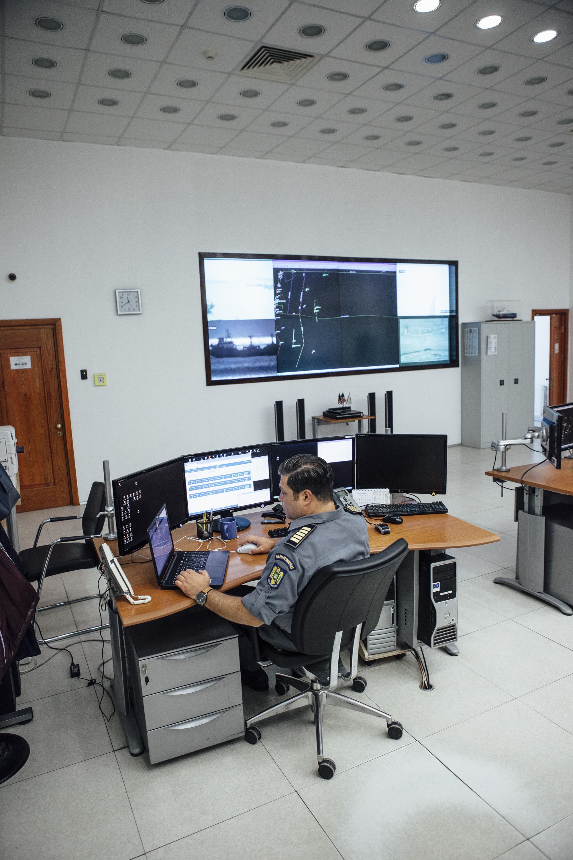 Überwachungszentrale Marine Hauptquartier, Constanta