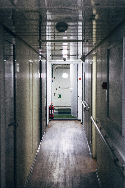 Gang unter Deck OPV (Offshore Patrol Vessel) 6610, Constanta