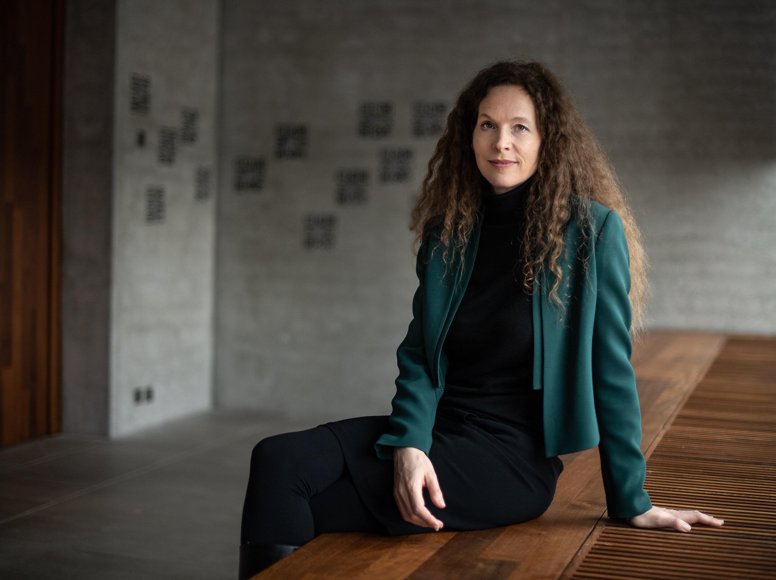 Sandra Richter, Leiterin des Marbacher Literaturarchivs