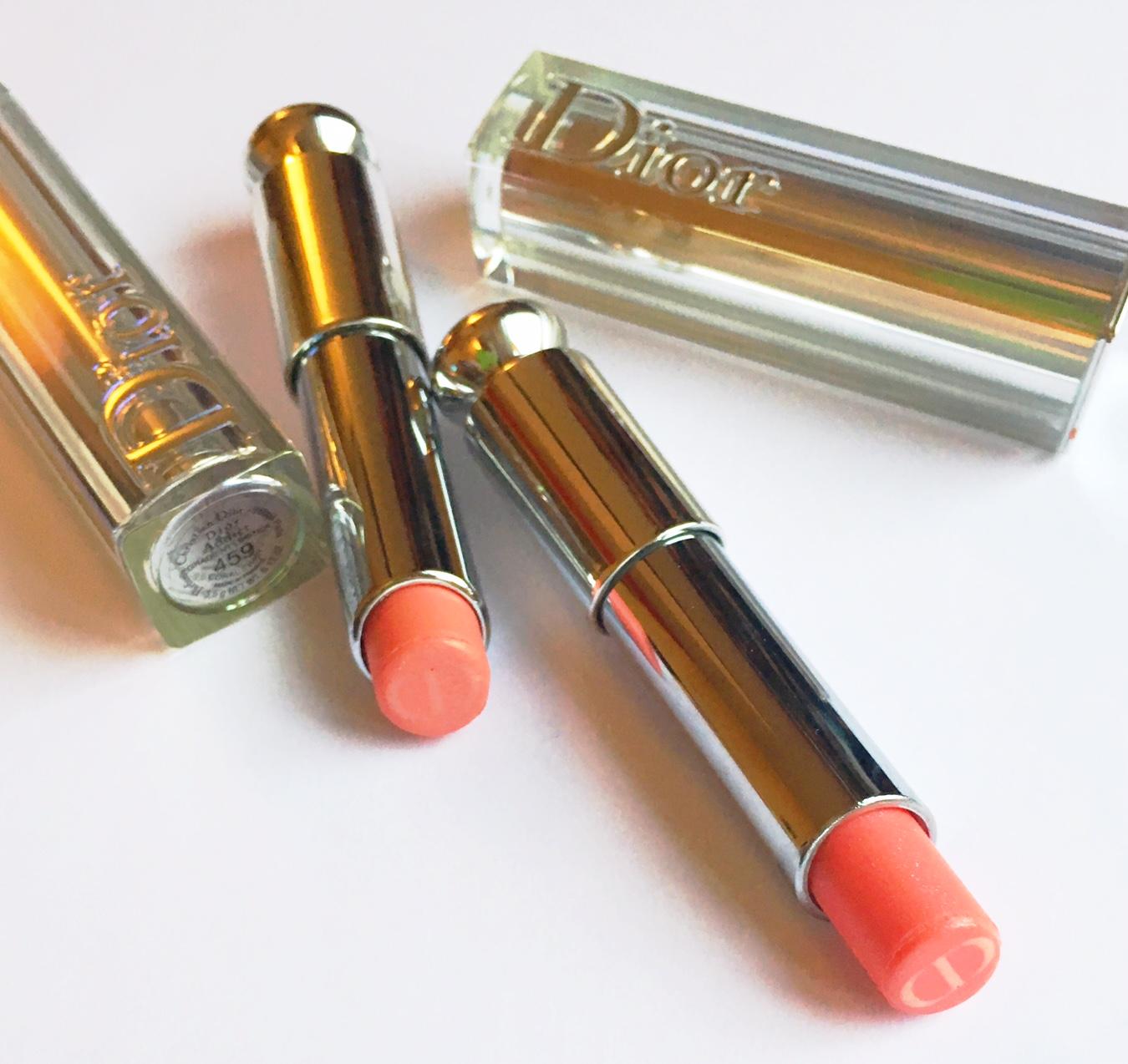 Dior's new Dior Addict Gradient Lipsticks