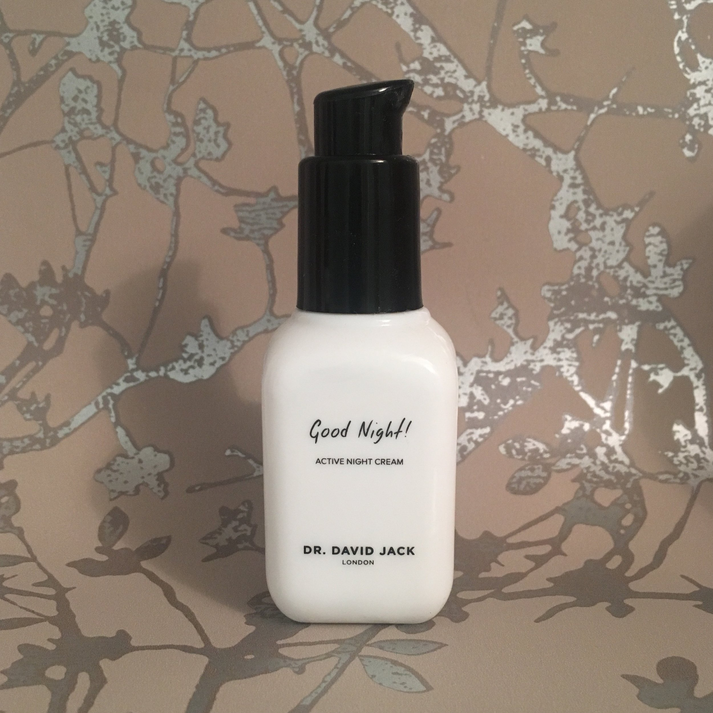 Overnight skin reviver from Integrative Beauty