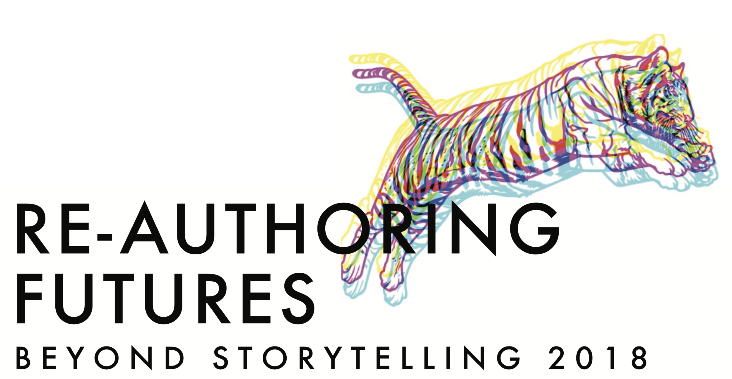 The BEYOND STORYTELLING 2018 Logo