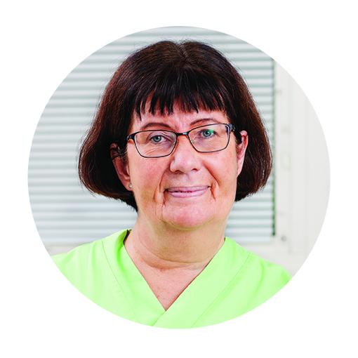 Anna Berg Willumsen   Tandsköterska