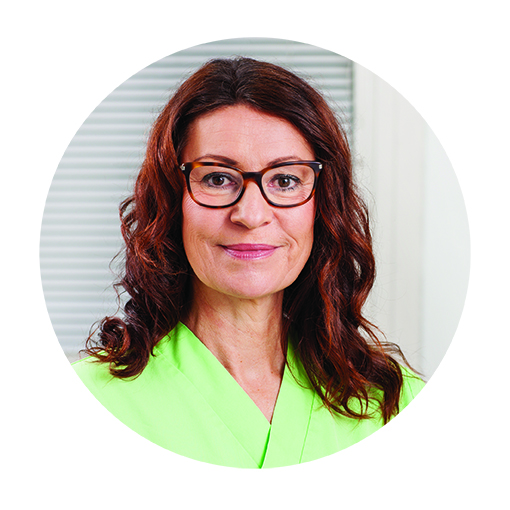 Tanja Fogh   Tandsköterska