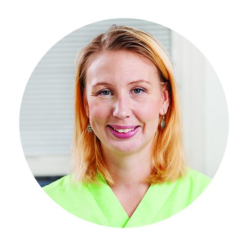 Lina Eneroth   Tandsköterska