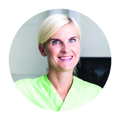 Elisabeth Raner   leg. Tandläkare