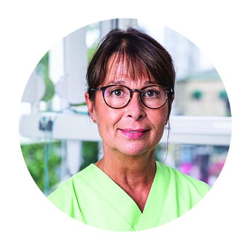 Annika Rafstedt    Tandsköterska
