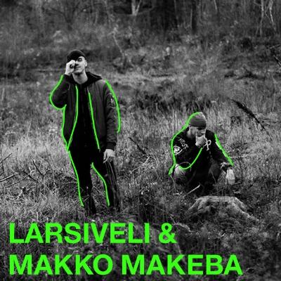 Kong Makko Makeba og Larsiveli representerer den Horten-baserte Skogslosjen. Folk begynte å få øynene opp for guttene i løpet av fjoråret, og duoen har nå signert med Oslo Records (Oral Bee, Sushi x Kobe).