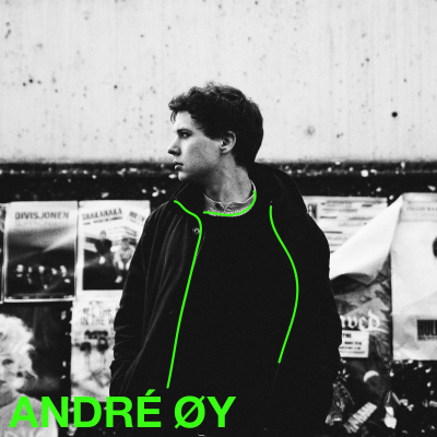 André Øy er en spennende ny artist med bakgrunn som låtskriver i gruppa Marble Pools. Han skriver etter eget sigende store og raffinerte poplåter, filtrert gjennom Sunnmørsk nostalgi.