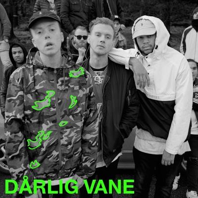 Dårlig Vane består av en gjeng unge og særdeles lovende rappere/produsenter fra Bergen Vest. De fikk en undergrunnshit med 'Gikk i bakken' tidligere i år, og er knyttet til det legendariske NMG/G-huset.